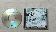 "CD AUDIO MUSIQUE / RAGE AGAINST THE MACHINE ""RAGE THE MACHINE"" CD ALBUM 1992 10T"
