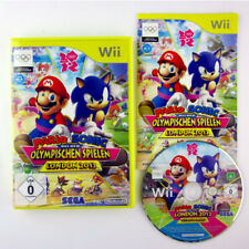 Nintendo Wii Spiel Mario & Sonic Bei Den Olympischen Spielen London 2012 und OVP