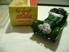 jaguar ss 100 1938 SOLIDO 1/43   MA REF 1021