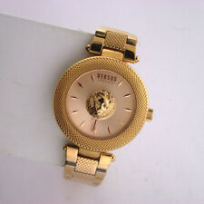Versus by Versace VSP640218 Brick Lane Stainless Steel Bracelet Quartz Watch