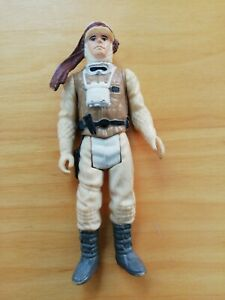 Vintage Star Wars Original Luke Skywalker Hoth Empire Strikes Back 1980