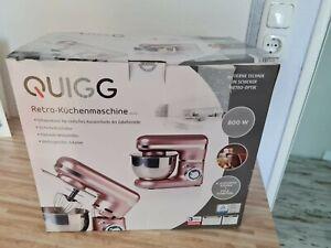 Quigg Retro Küchenmaschine