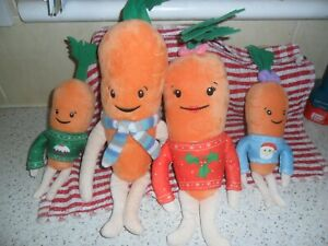 Aldi - Kevin The Carrot Family - Kevin The Carrot Is Missing - Get Yours Now