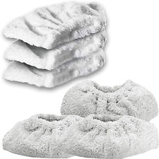 6X Terry Cloth Set For Karcher SC 3 EasyFix Premium 15131420 1.513-142.0 Steam