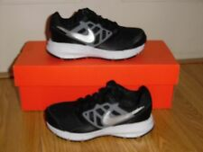 NEW Nike Downshifter 6 GS/PS black shoes sneakers 684979 003 Sz 11c 12c 1Y 2Y 3Y