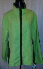 """Women's sportswear jacket green color size XL by """"Tek Gear"""" New!"""