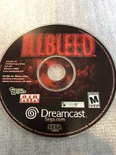 Illbleed (Sega Dreamcast, 2001)