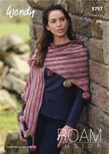 Women 4 Ply Shawls Patterns