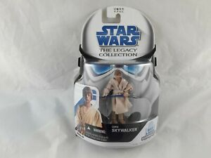 Star Wars The Legacy Collection Luke Skywalker Action Figure