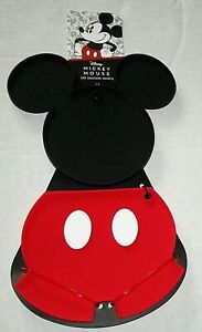 DISNEY MICKEY MOUSE 2pk Silicone Trivet Set MICKEY EARS and PANT SET