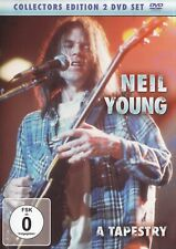 NEIL YOUNG - 2 DVD - A TAPESTRY
