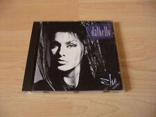 CD Dalbello - She - 1987 - 10 Songs incl. Tango