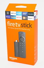 Amazon Fire TV Stick  - mit Alexa Sprachfernbedienung - Neu & OVP