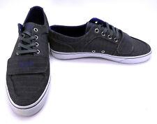 Creative Recreation Shoes Cesario Lo XVI Gray Pinstripe Sneakers Size 10
