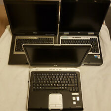 Laptop Notebook Paket HP Pavillion zv6000 HP Series PP2190 Dell PP04X Defekt