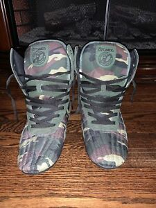 Otomix Stingray Camo Escape Bodybuilding Weightlifting Shoes men 9.5