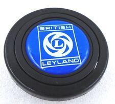 British Leyland Volante Botón De Bocina. se adapta a Momo Sparco OMP NARDI RAID
