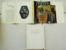 "Unerforschtes Indien Expedition "" Schildkröte "" 1950-1952 GOLISH & RAMBACH Braun"
