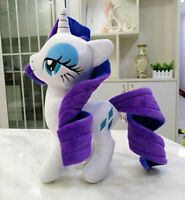 horse Rarity cartoon plush doll dolls cartoon soft girl gift new