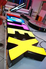 LED-Einzelbuchstaben, Leuchtbuchstaben, Frontleuchter, 300mm, Profil5