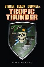TROPIC THUNDER Ben Stiller, Jack Black, Robert Downey Jr 2DVD NEW