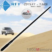 RFI CD7197 Multi-Band High Gain 7.5dBi Antenna Black CDMA GSM 3G 4G LTE 4GX