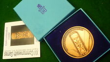 Victoria 1994 Commonwealth participation medal box Spirit of Nation Birks #MP