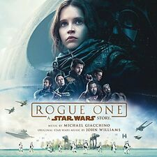 GIACCHINO,MICHAEL-ROGUE ONE: A STAR WARS STORY / O.S.T.  VINYL LP NEW
