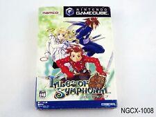Tales of Symphonia Gamecube Japanese Import Nintendo GC NGC Japan JP US Seller B