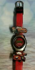 Disney Cars CRS003 Kids Digital Interchangeable Sliding Watch