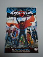 Super Sons Planet of the Capes Vol 2 DC Universe (Paperback)< 9781401278465