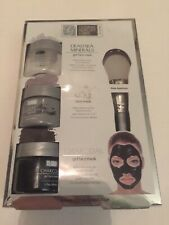 2 Israel Skin Kits: Dead Sea Minerals: Gel, Clay, Charcoal Face Mask Sets New