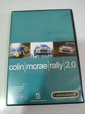 Colin Mcrae Rally 2.0 - Juego PC CD-Rom