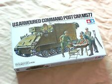 Tamiya 35071 1/35 US Armoured Command Post Car M577