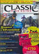 CLASSIC BIKE GUIDE- MAY 2012-(NEW COPY)