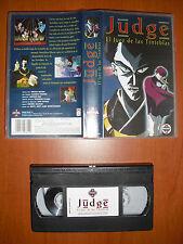 Judge - El juez de las tinieblas [Anime VHS] Manga Video Edición Española