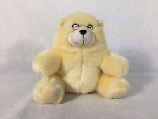 "Russ Berrie CHARMIN Plush Teddy Bear DILLON 5"" Sitting"