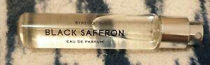 Authentic BYREDO Black Saffron EDP 12ml Spray, Brand New