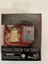 "The Child Black Series Star Wars Mandalorian Baby Yoda Grogu 1.1"" Action Figure"
