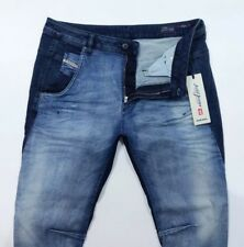 New Diesel Fayza Womens Jeans Boyfriend Leg Indigo Stretch W31 L26 RRP£250