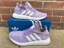 Adidas Originals Womens Swift Run Trainers Sneakers - UK Size 6 - Purple Glow