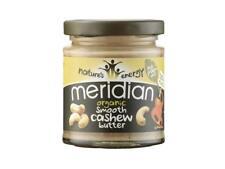 Meridian Organic Liscio Burro di anacardi 170g