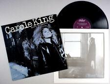 Carole King - City Streets (1989) Vinyl LP •PLAY-GRADED• Eric Clapton