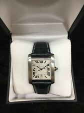 Cartier Tank Francaise Large Men's Automatic Watch 2564