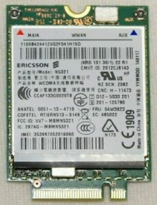 Lenovo ThinkPad Mobile Broadband UMTS Modul N5321 für T/X/W x40 x50 04W3842 u.a.