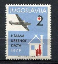 Yugoslavia 1957 SG#843 Obligatory Tax, Red Cross MNH #A33184