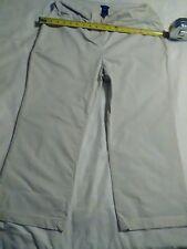 Beige Gap Maternity pants extender size 14 , cotton spandex