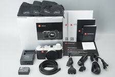 Leica CL (Type 7323) 24MP Mirrorless Digital Camera Body Silver, 19300, Boxed
