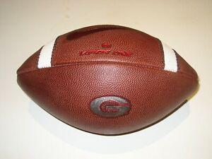 2019 Georgia Bulldogs GAME BALL Nike Vapor One Football University