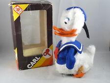 Max Carl -  Donald Duck, Federwerk, neuwertig, 60er/70er Jahre, OK